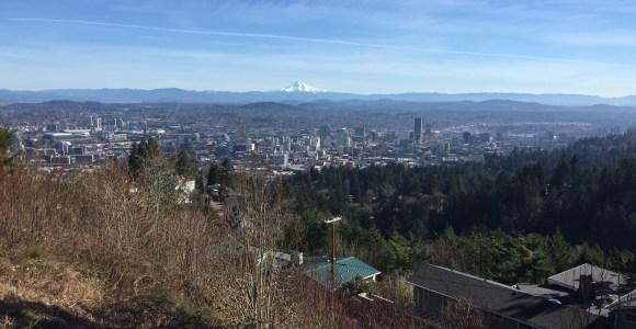 Portland (Via DFW)