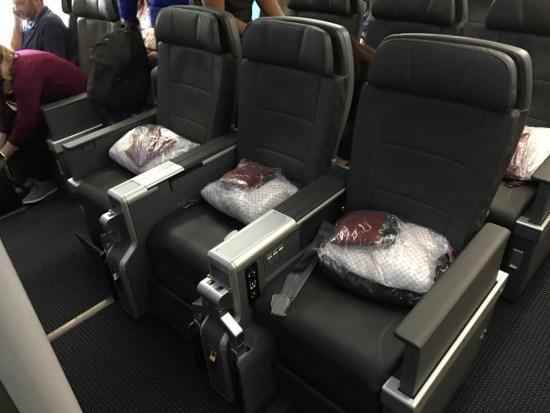 Review American Airlines Premium Economy 787 9 Dallas To
