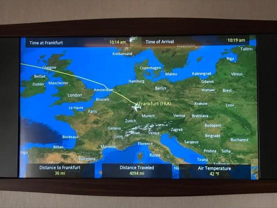 Singapore Airlines Suites Flight Summary