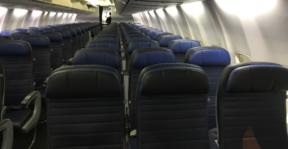 Review: United Airlines Economy Class B737 Newark to Chicago