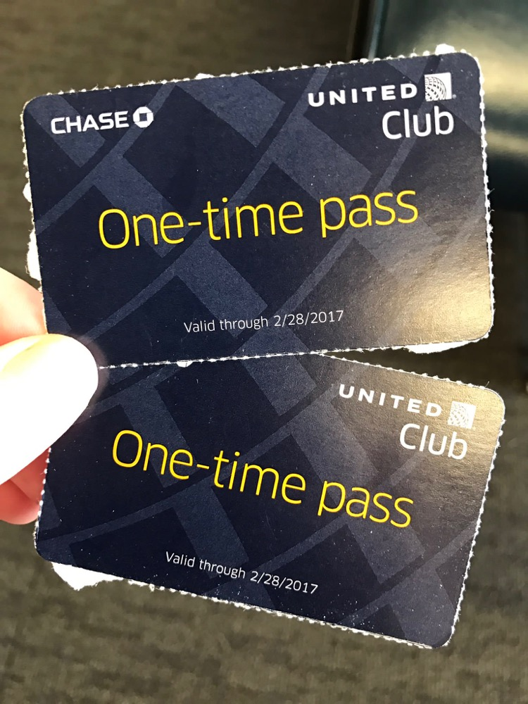 Many of the credit card offers that appear on the website are from credit card companies from which thepointsguy.com receives compensation. How To Use United Club One Time Passes Moore With Miles