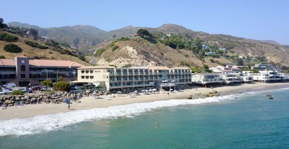 Hotel Review: Malibu Beach Inn Carbon Beach 2017