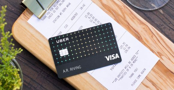 New: Uber Visa Credit Card From Barclaycard