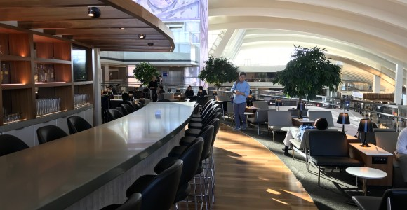 Review: Star Alliance Business Class Lounge Los Angeles International (LAX)