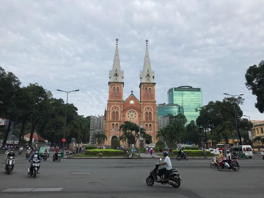 Notre Dame Basilica Saigon