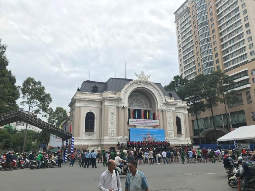 Saigon Municipal Theatre