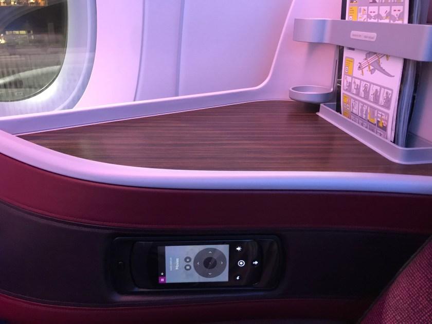 Qatar Airways A350 Oryx One Remote