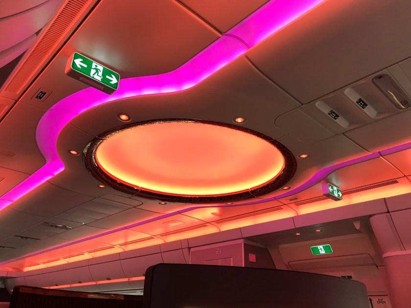 Qatar Airways A350 Dome