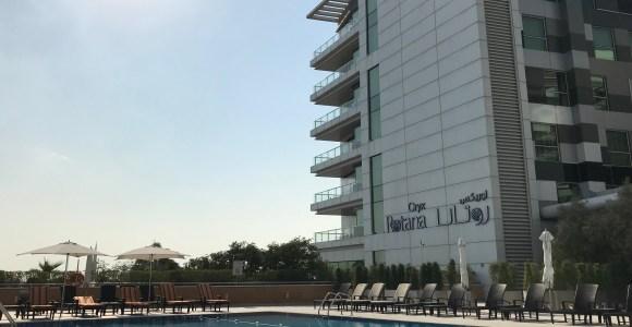 Hotel Review: Oryx Rotana Doha