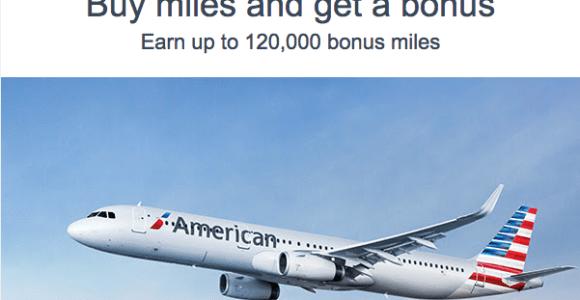 Does It Make Sense To Buy AAdvantage Miles?