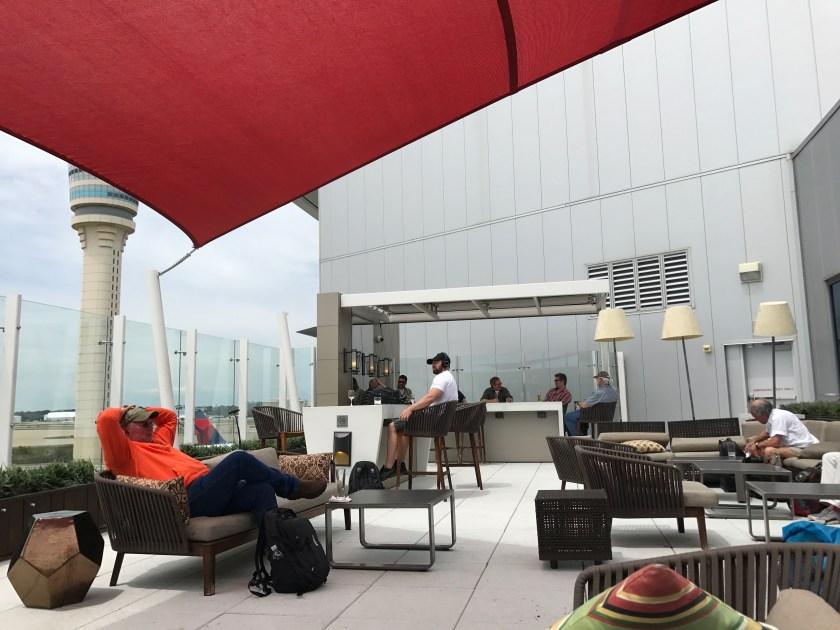 Delta SkyClub Atlanta Airport