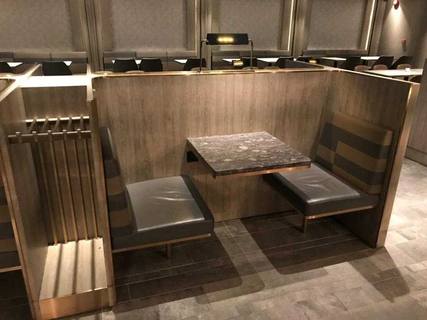 Plaza Premium Lounge East Seating