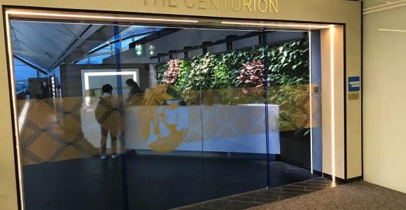Lounge Review: American Express Centurion Lounge Hong Kong