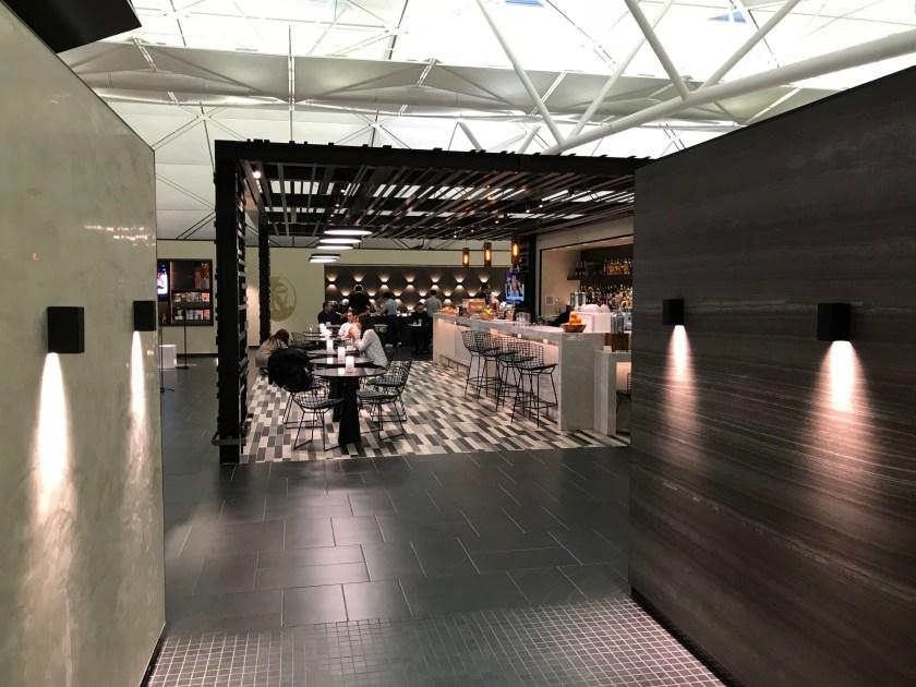 American Express Centurion Lounge Hong Kong Bar