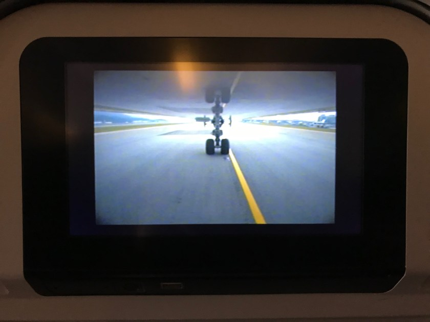 Cathay Pacific 777-300ER Exterior Camera