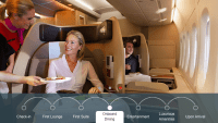 Booked: Qantas Airways A380 First Class From Sydney To Dallas!