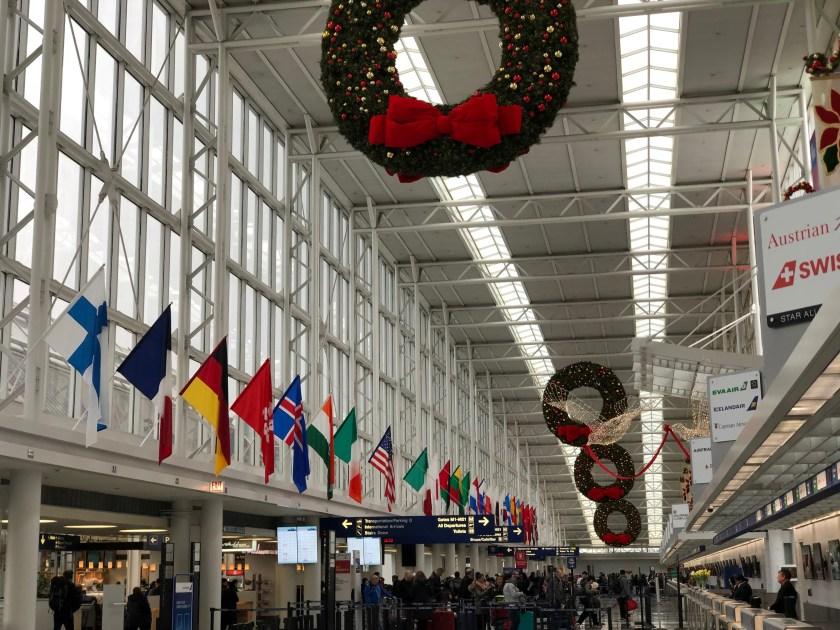 Chicago O'Hare Terminal 5