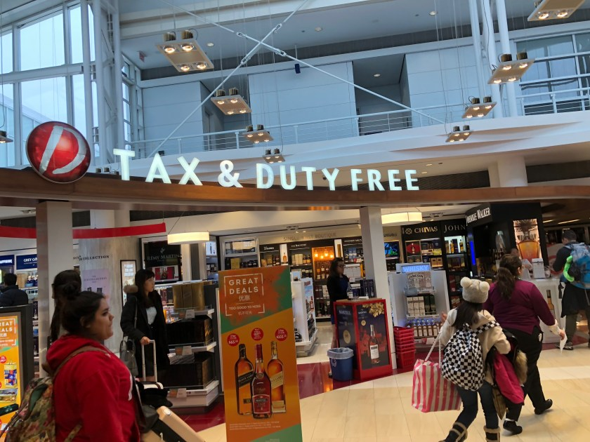 Chicago O'Hare Tax & Duty Free