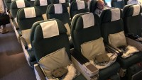 Review: Cathay Pacific 777 Premium Economy Chicago To Hong Kong