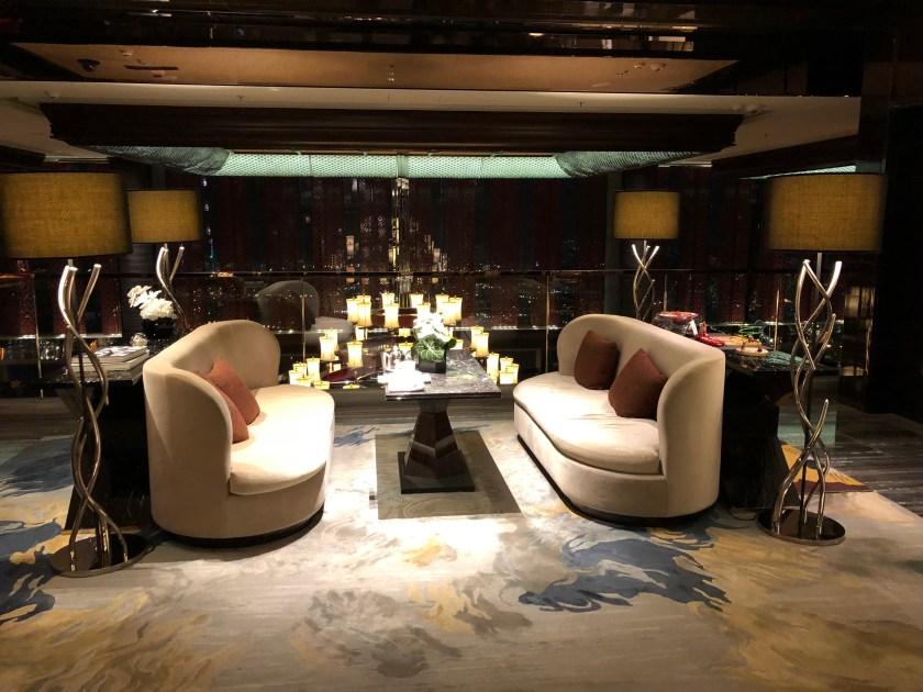 The Ritz-Carlton Hong Kong Lobby
