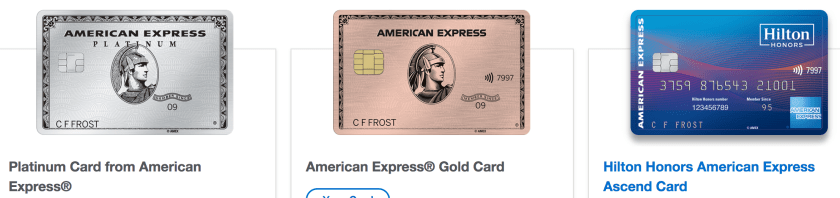 Why The Contactless American Express Metal Gold Card Is