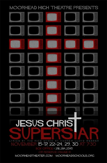 "2012 ""Jesus Christ Superstar"""