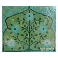 Tile murals for bathroom | Mosaic Tile Murals | Moroccan Tile