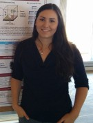 Annalise Binette - UMass PREP trainee 2016-2017. Post-Moorman Lab activites: Graduate Student at Texas A&M