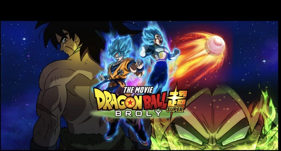 review dragon ball super broly a
