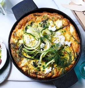 goats-cheese-and-vegetable-frittata-with-tomato-salad-100323-2