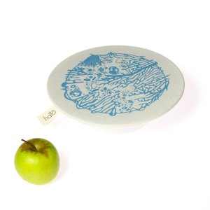 Halo Dish and Bowl Cover Small Set of 3   Beach House