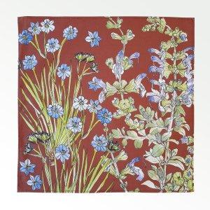 CoralBloom Aristea Napkins Cotton Set of Two Flat