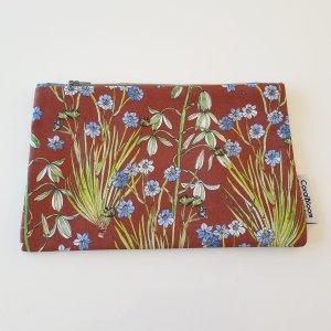 CoralBloom Clutch Bag Fynbos Floral Art
