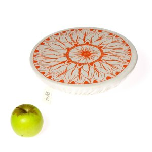 Halo Dish and Bowl Cover Medium | Edible Flowers