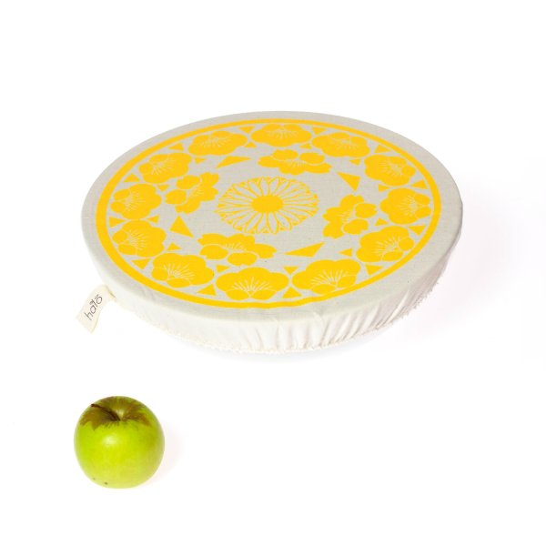 Halo Dish and Bowl Cover Large Edible Flowers   Johanna Linde