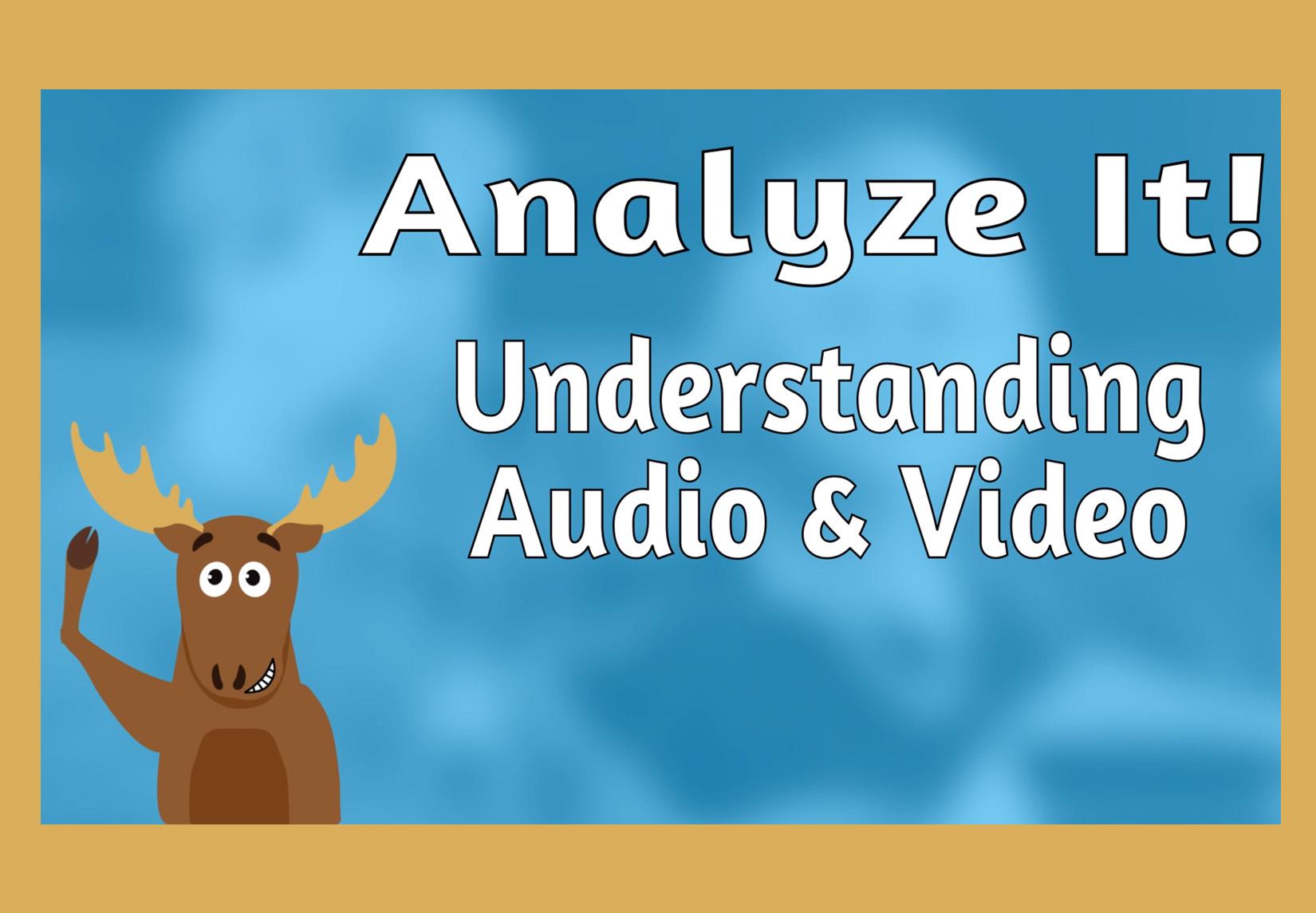 Interpreting Audiovisuals