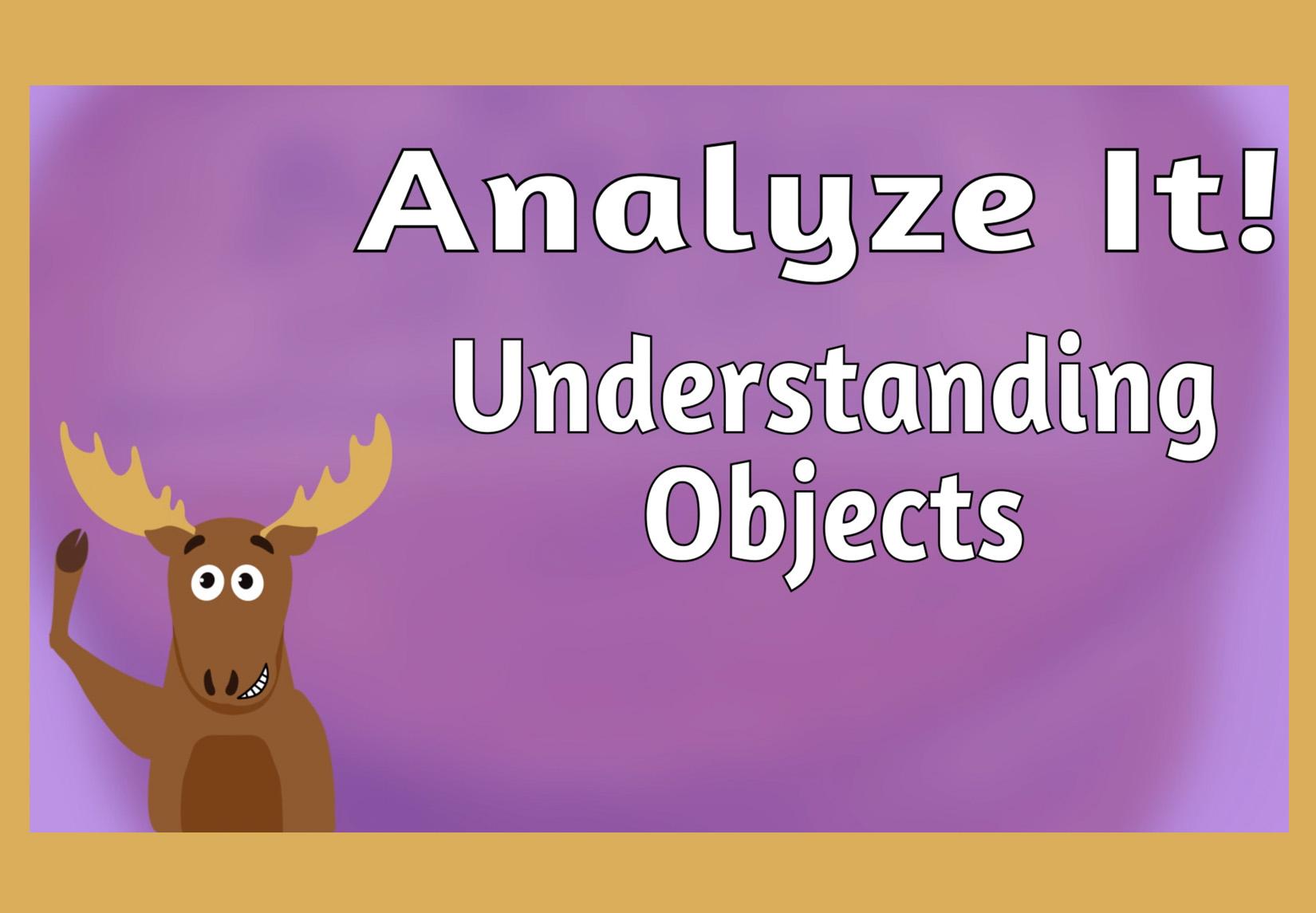 Interpreting Objects