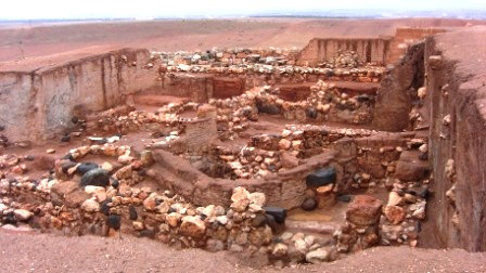 Ebla, Dead Cities