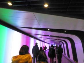 Pipette – King's Cross Tunnel by Miriam Sleeman, Tom Sloan, Allies & Morrison, Speirs + Major