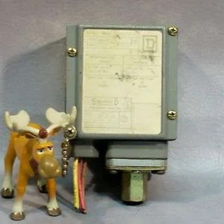 Square D 9012 GAW5 Pressure Switch 9012GAW5
