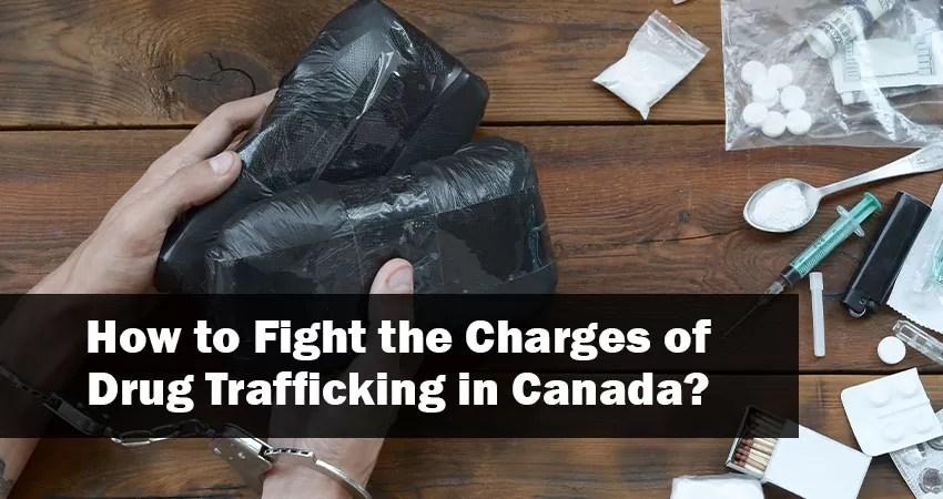 drug trafficking in canada