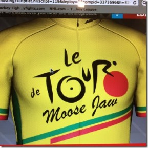 tour jersey front