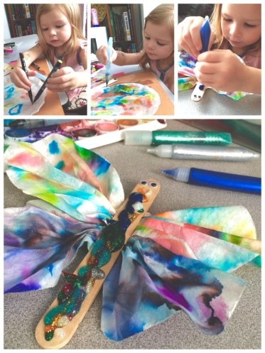 Making Butterflies