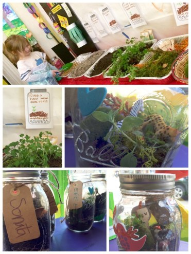 Earth Day Terrarium