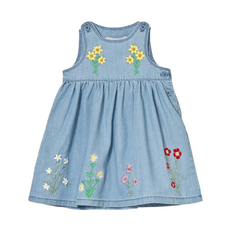 Stella McCartney Blue Posie Dress