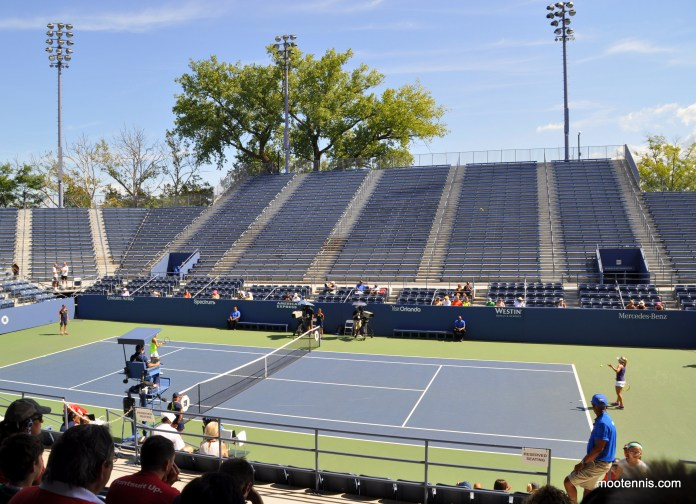 US Open Old Grandstand