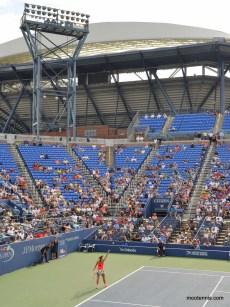 Kerber US Open Armstrong