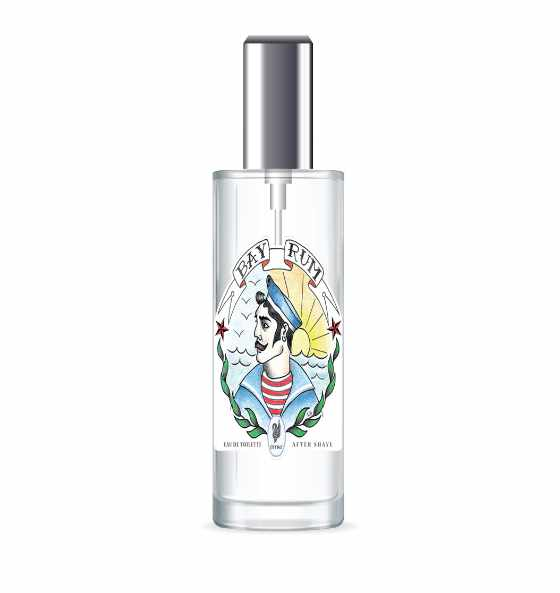 Extrò Aftershave Bay Rum NEW FORMAT 100Ml