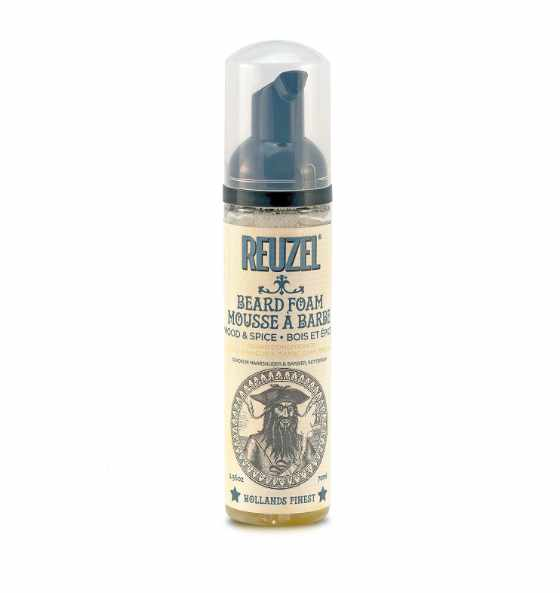 Reuzel Beard Foam Wood and Spice