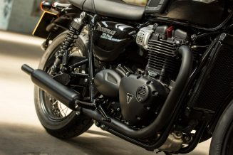 Triumph uus Bonneville T100 and T100 Black